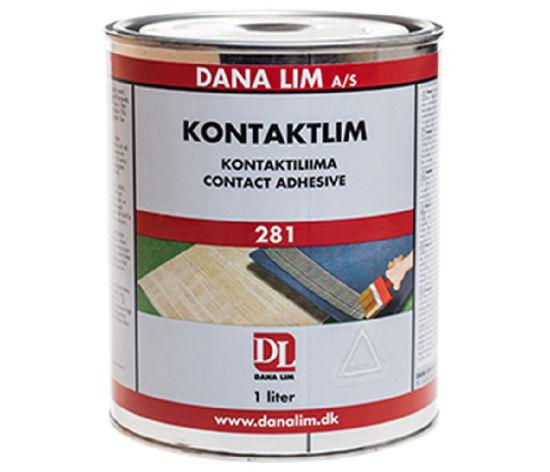 Billede af DANA KONTAKTLIM 281 1,0 LTR
