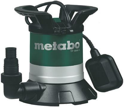Billede af METABO TP 8000S DYKPUMPE 350 W. 8000 L/H