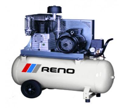 Billede af KOMPRESSOR RENO 500/90 380L  400 VOLT 90 LTR. TANK